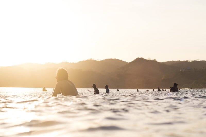 Playa Venao Surf Lineup by Aya Andrews