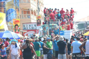 Parade ends in Las Tablas